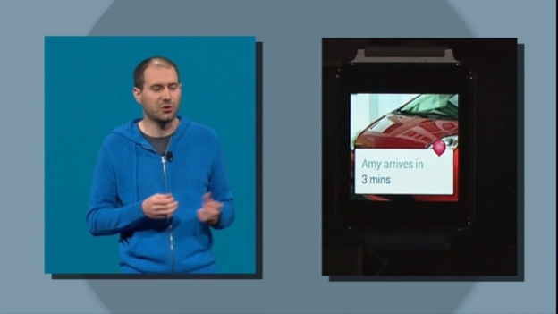 Android Wear Lyft