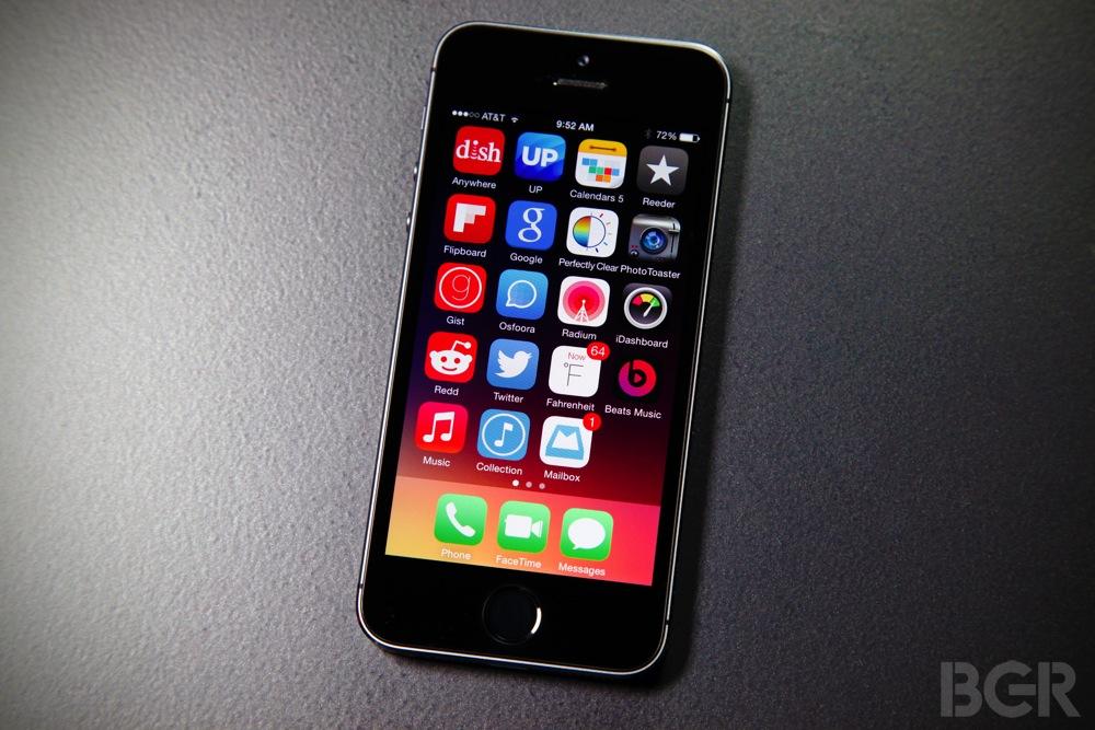 iOS 8 Downgrade to iOS 7.1.2