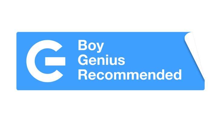 BGR Seal Of Approval
