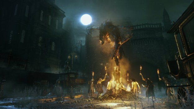 Bloodborne Preview 1