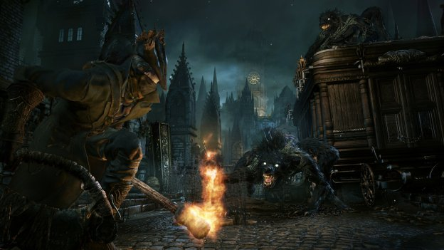 Bloodborne Preview 2