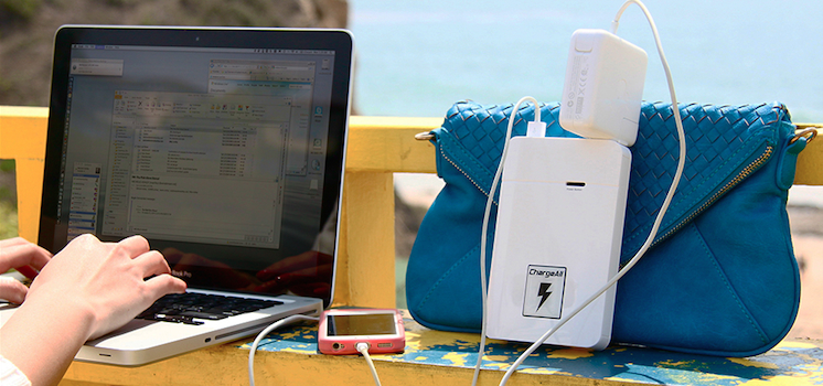 ChargeAll Portable Battery Packs for Mac and iPhone