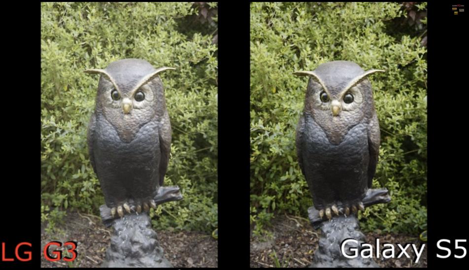 Galaxy S5 Vs. LG G3 Video