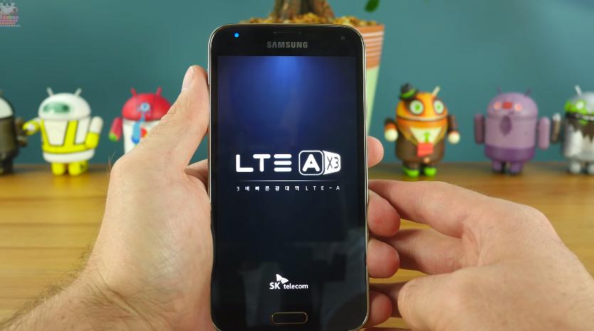 Samsung Galaxy S5 Prime Video Walkthrough