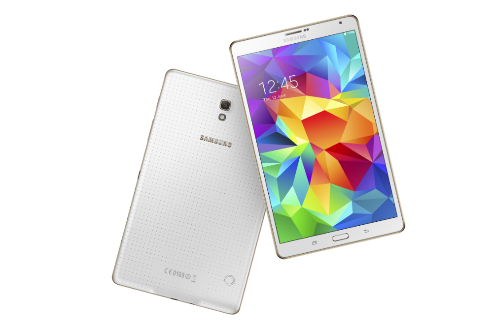 Leak reveals first details surrounding Samsung's 2015 tablet ...