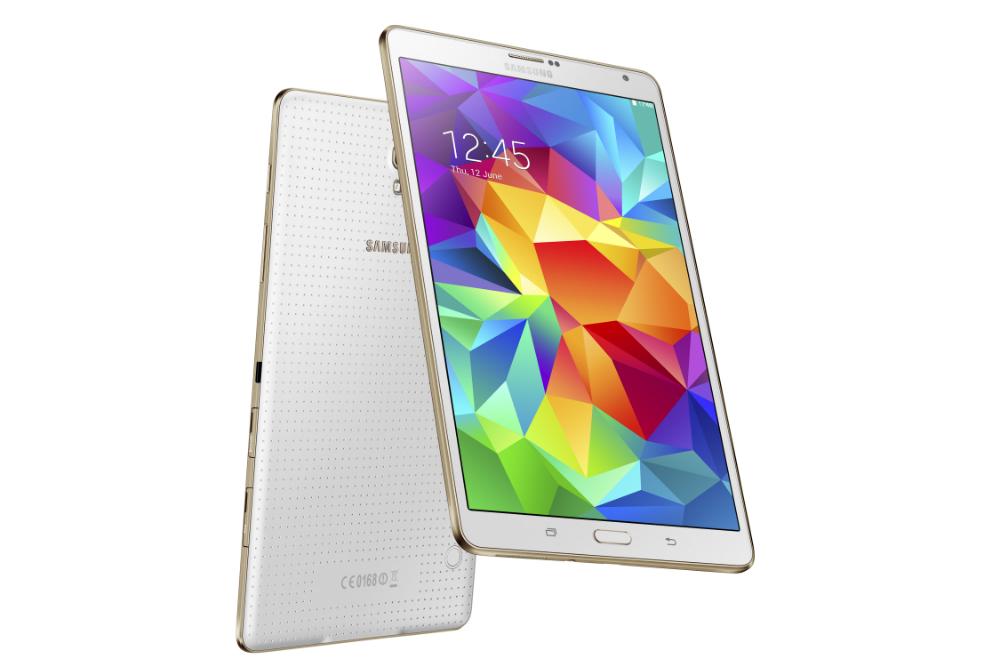 Samsung Galaxy Tab S Ads