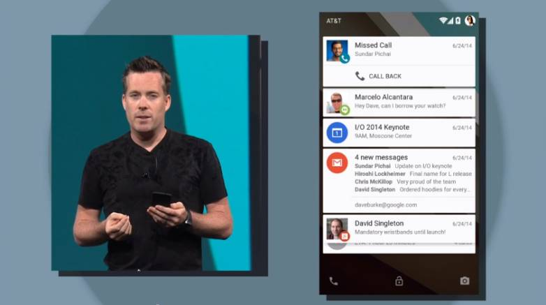 Android L Name and Nexus 9 Launch