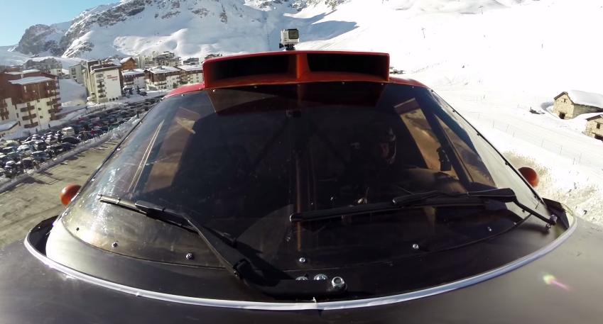 GoPro Longest Car Jump Video