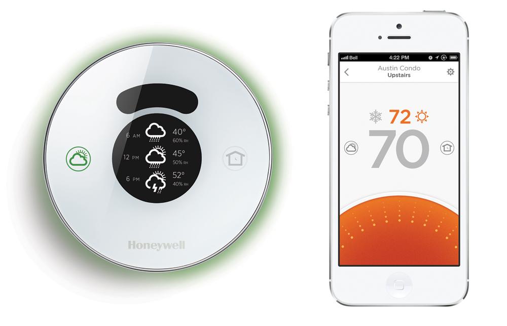 Honeywell Lyric Thermostat