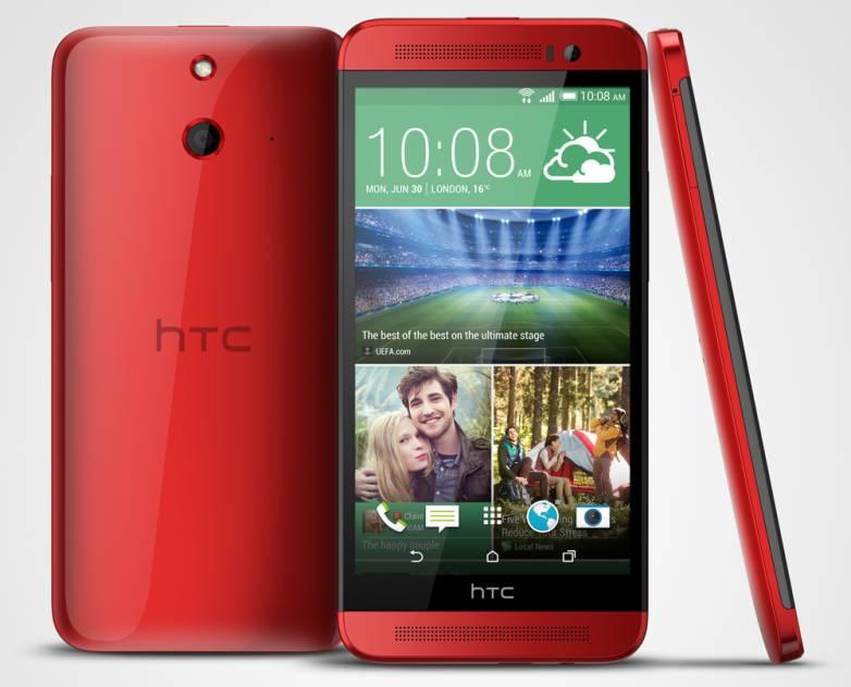 HTC One E8 Release Date