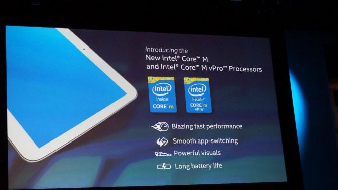 MacBook Air Intel Core M