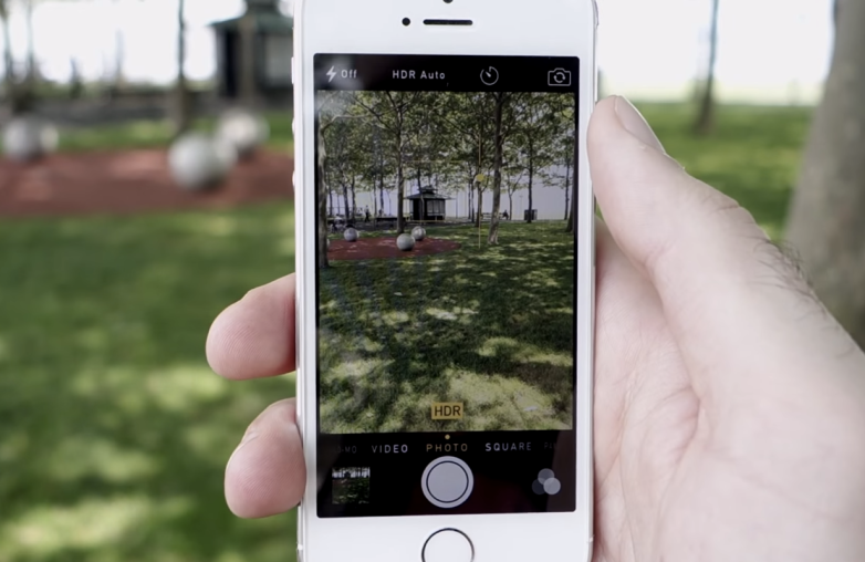 Time-lapse iPhone iOS 8