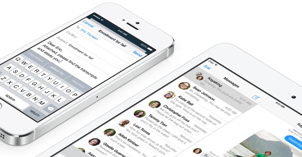 iOS 8 Features: QuickType