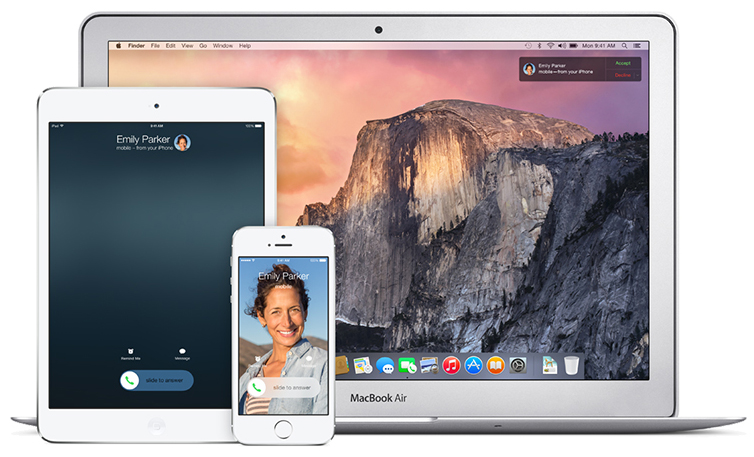 iOS 8 and Yosemite Privacy Features