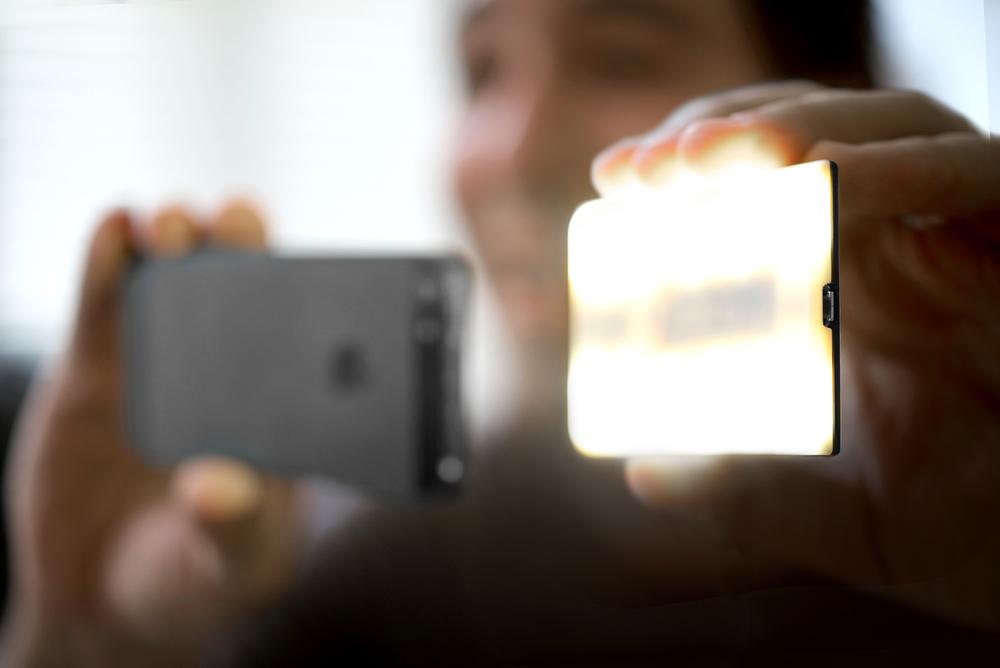 iPhone Bluetooth Flash