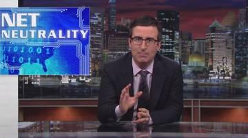 John Oliver Net Neutrality Video Appeal FCC