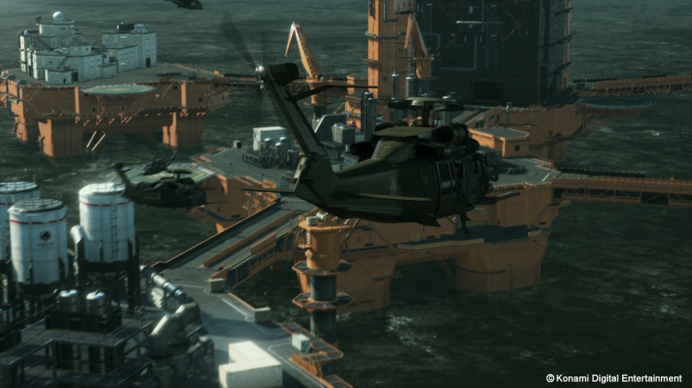 Metal Gear Solid V Preview 1