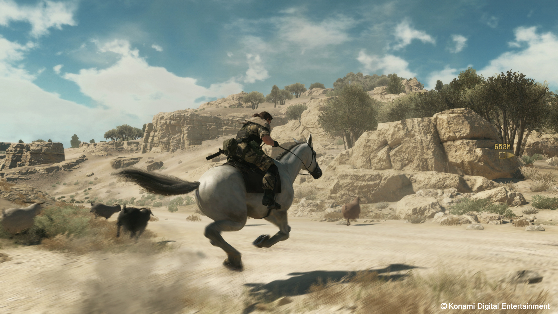 Metal Gear Solid V E3 Preview