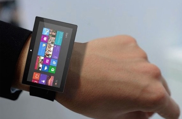 Microsoft Surface Watch Specs and Features