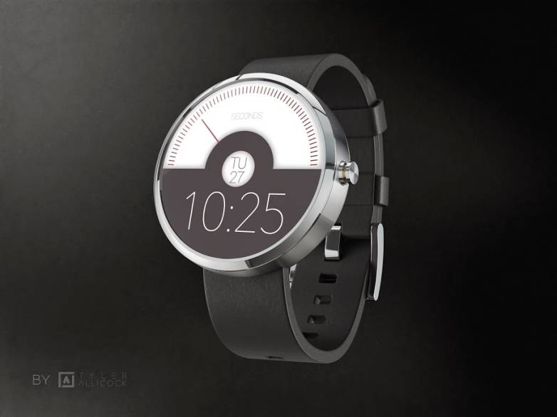 Moto 360 Design, Features and Size
