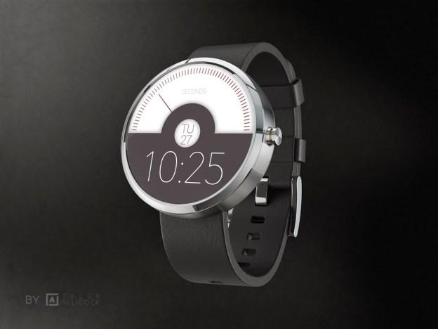 Moto 360 Concept 1