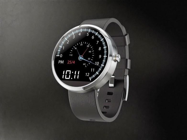 Moto 360 Concept 6