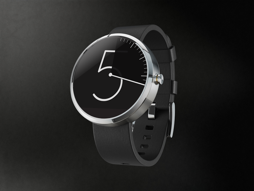 Moto 360 Design and Features
