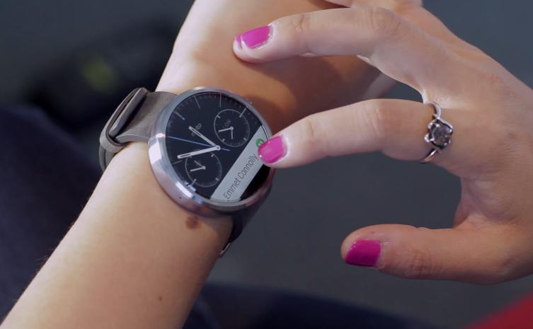 Moto 360 Walkthrough Video