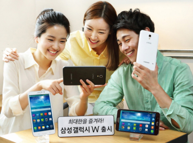 Samsung Galaxy W Specs and Price