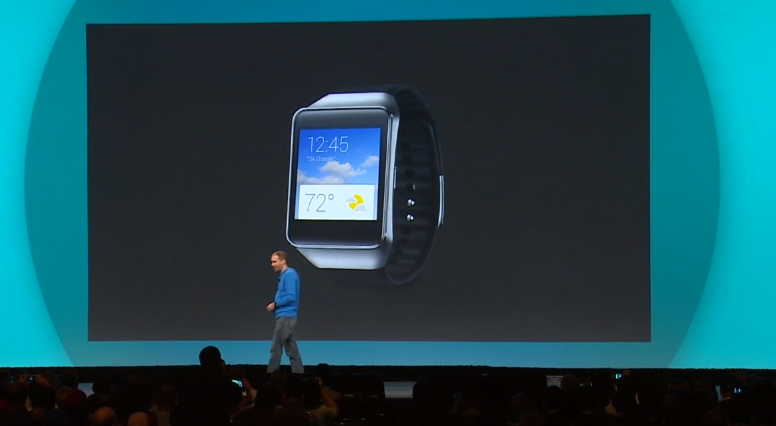 Google Samsung Fight on Wearables