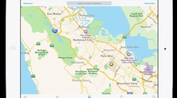 Apple iOS Public Beta Maps App