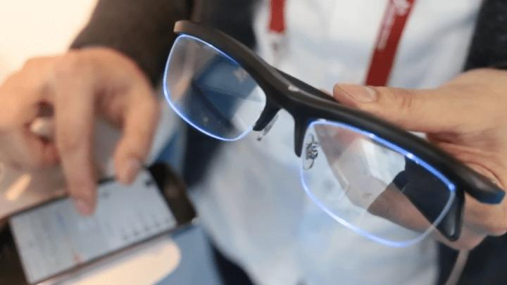 Fun-iki smart glasses