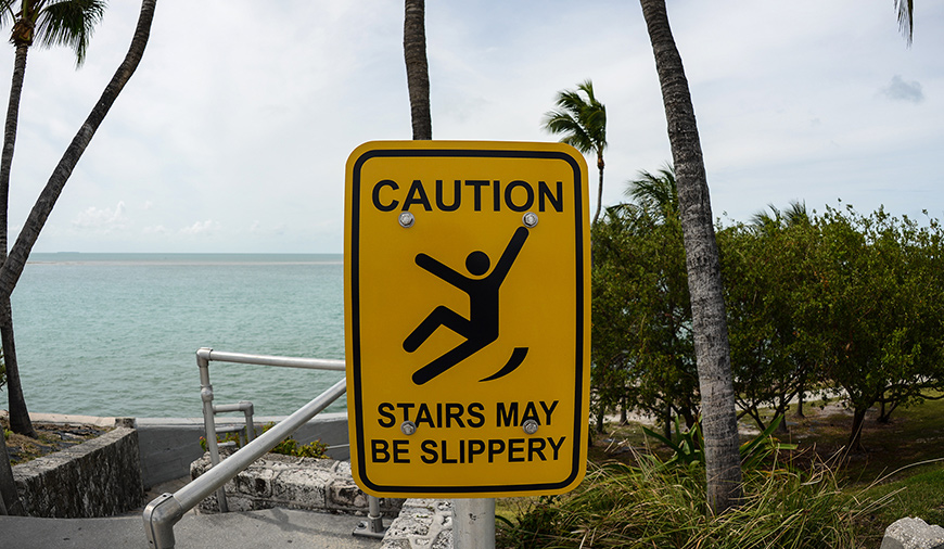 slippery-sign