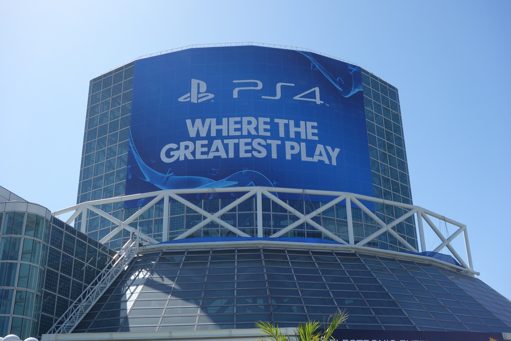 PlayStation E3 2015 Live Stream