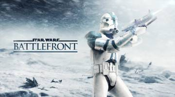 Star Wars Battlefront Gameplay Debut