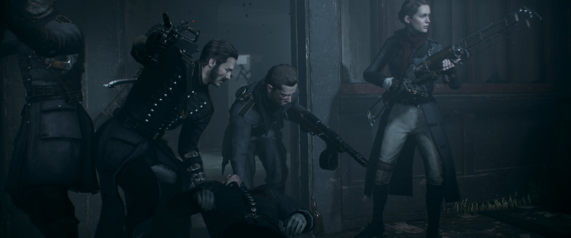The Order 1886 E3 Preview