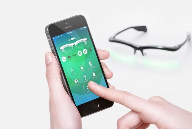 Fun'iki smart glasses