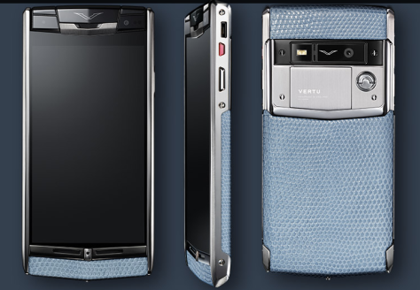Vertu Signature Touch Price