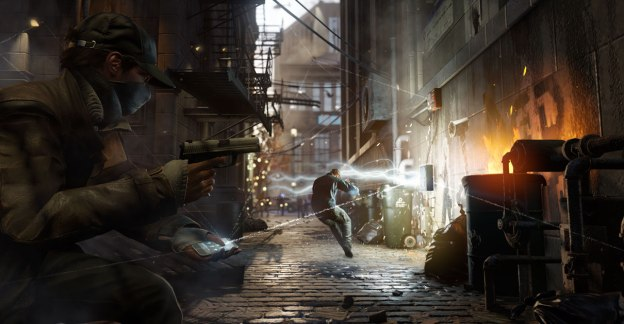 Watch Dogs Hype 2