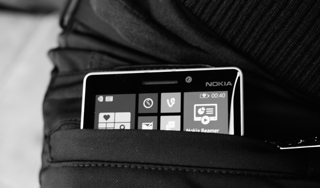 Smartphone Wireless Charging Pants