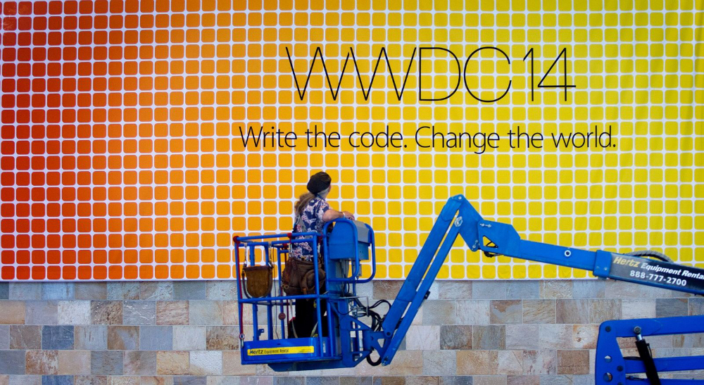 Apple WWDC 2014 Developers