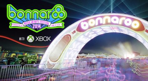Bonnaroo Xbox Live Streaming