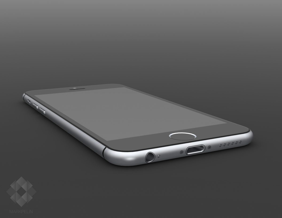 iPhone 6 Front Panel