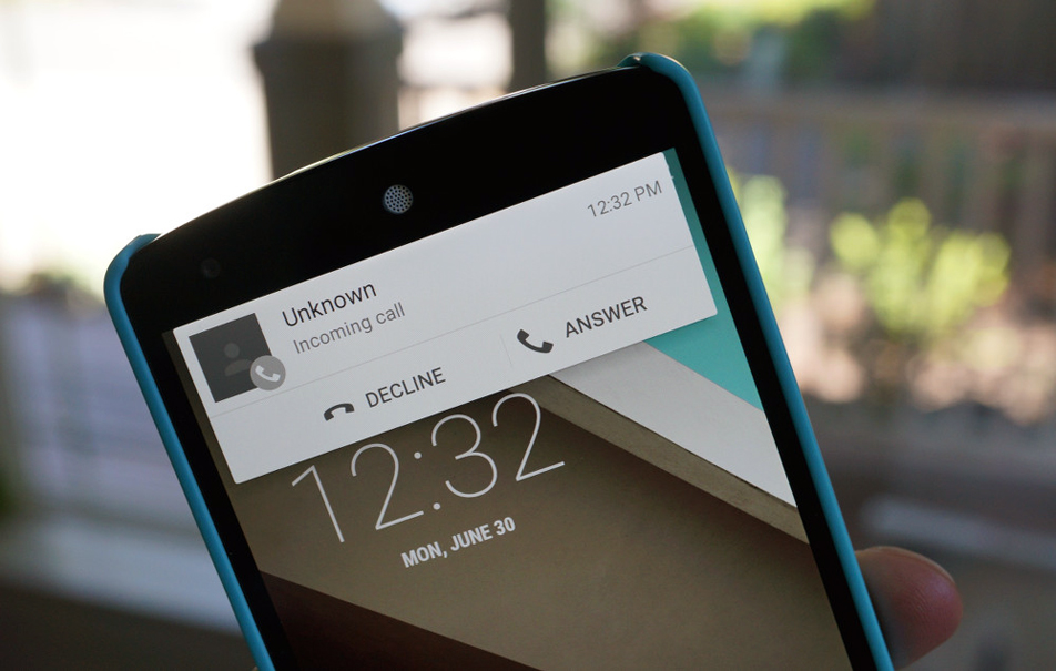 Android L Developer Preview Updates