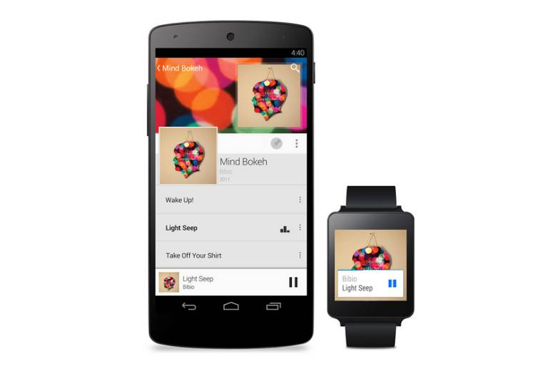 Android Wear Software Updates
