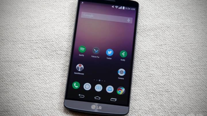 LG G3 Battery Fire