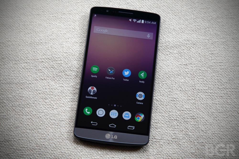 Verizon LG G3 Bloatware Uninstall