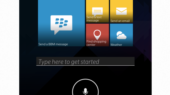 BlackBerry Assistant Announced Siri