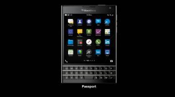 BlackBerry Passport Vs. iPhone 5s Galaxy S5