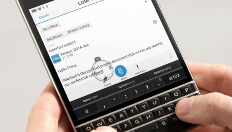 BlackBerry 10 Market Share AOL Dial Up